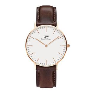 ダニエルウェリントン(Daniel Wellington)のダニエルウェリントン 腕時計 36mm CLASSIC BRISTOL(腕時計(アナログ))