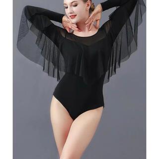 社交ダンス ダンスドレス レオタード バレエ