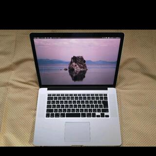 Mac (Apple) - MacbookPro15インチmid2015最大4.0Ghz 最強カスタム品
