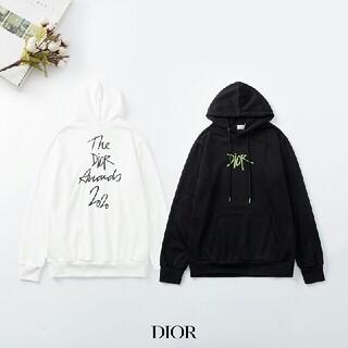 クリスチャンディオール(Christian Dior)の[2枚14000円送料込み] Dior パーカー 長袖 男女兼用(パーカー)