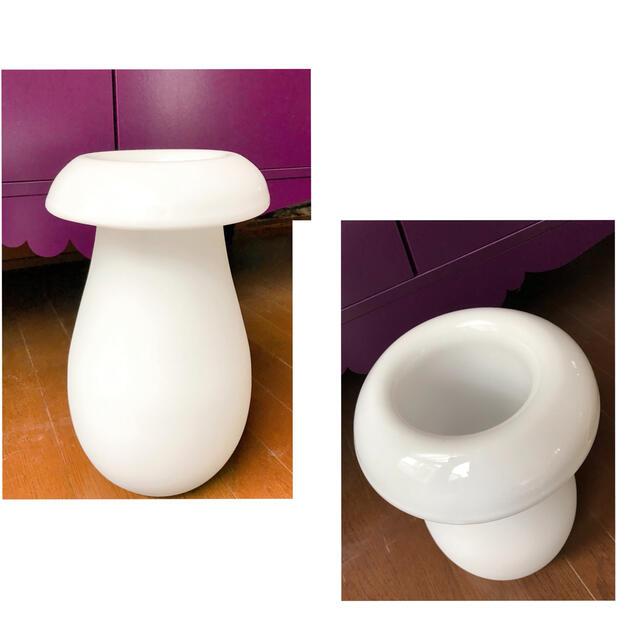 マッシュルーム型の、、、 インテリア/住まい/日用品のインテリア小物(花瓶)の商品写真