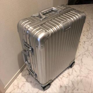 リモワ(RIMOWA)の希少 RIMOWA リモワ トパーズ 45L(トラベルバッグ/スーツケース)