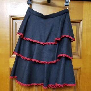 ミルク(MILK)のMILK 中華風スカート(ひざ丈スカート)