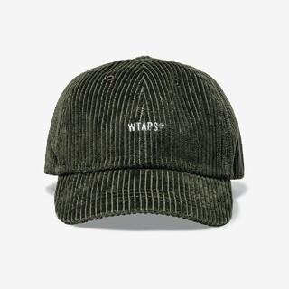 W)taps - 20AW WTAPS T-6L CAP COTTON CORDUROY オリーブ