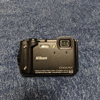 Nikon - NIKON COOLPIX W300 BLACK - SDカード・ケース付き