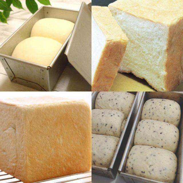 ※個数指定・同梱可!食パン用型 1.5斤(120×120×180) 送料無料! インテリア/住まい/日用品のキッチン/食器(調理道具/製菓道具)の商品写真