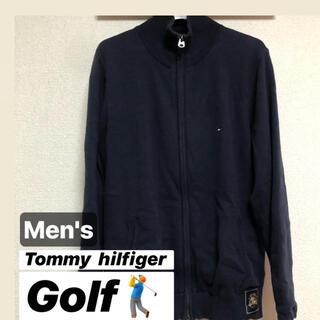 TOMMY HILFIGER - メンズ ゴルフ ブルゾン M