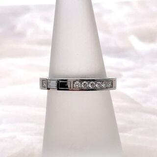 HARRY WINSTON - ★HARRY WINSTON★ トラフィック アクセントバンドリング 結婚指輪