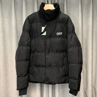 OFF-WHITE - オフホワイト男性用コットンジャケット