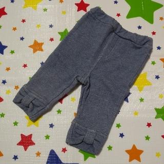 クーラクール(coeur a coeur)のクーラクール 裾リボンパンツ 70cm ブルー(パンツ)
