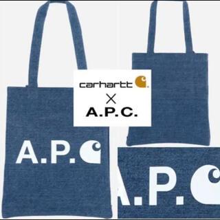 アーペーセー(A.P.C)の新品 A.P.C. アーペーセー カーハート トートバッグ(トートバッグ)