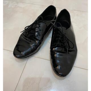 スリーワンフィリップリム(3.1 Phillip Lim)の3.1 phillip lim  エナメル ローファー 36(ローファー/革靴)