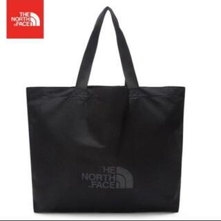 THE NORTH FACE - ノースフェイス ビッグショッパーバッグ トートバッグ ★ブラック K8