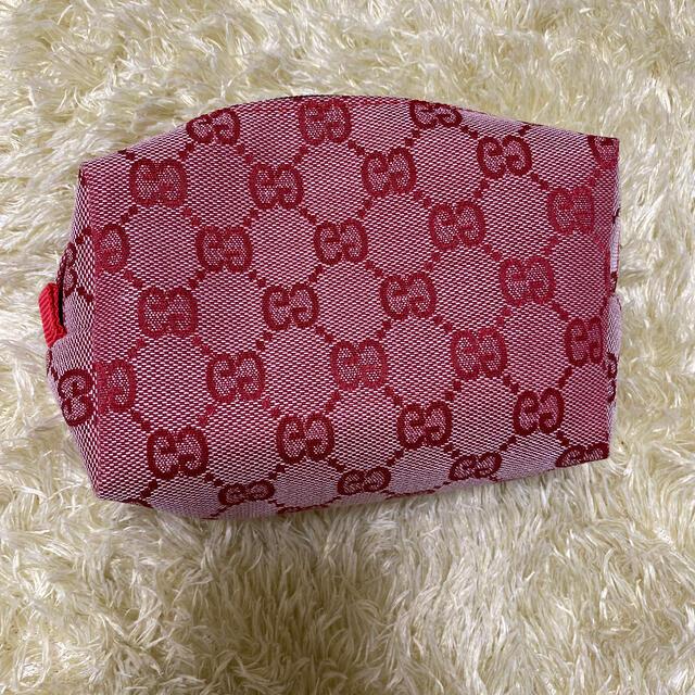 Gucci(グッチ)のGUCCI ポーチ レディースのファッション小物(ポーチ)の商品写真