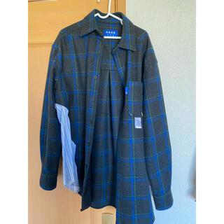メゾンキツネ(MAISON KITSUNE')のアダーエラーシャツ(シャツ)
