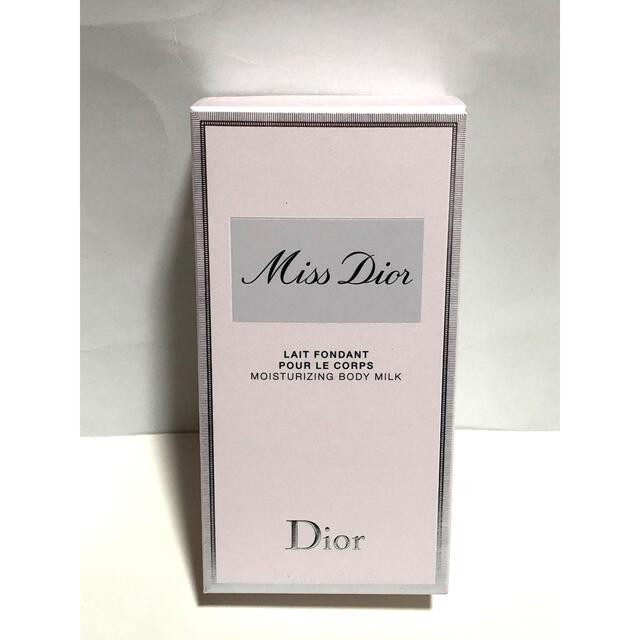 Christian Dior(クリスチャンディオール)のミスディオール  ボディミルク200ml コスメ/美容のボディケア(ボディローション/ミルク)の商品写真
