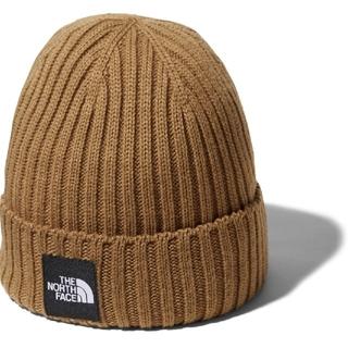THE NORTH FACE - 新品 ノースフェイス ニット帽 ブラウン カプッチョリッド 男女兼用 帽子
