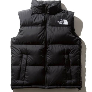 THE NORTH FACE - THE NORTH FACE ヌプシベスト ND91843 K Lサイズ