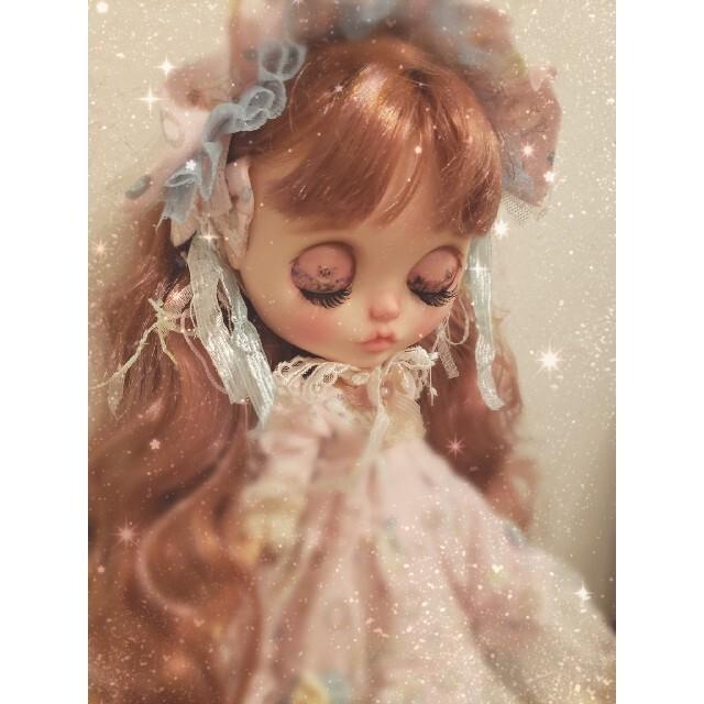 ブライス サイズ カスタムドール キッズ/ベビー/マタニティのおもちゃ(ぬいぐるみ/人形)の商品写真