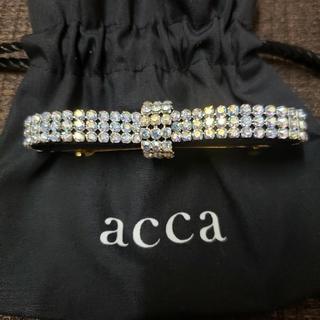 アッカ(acca)のacca    オードリー バレッタ(バレッタ/ヘアクリップ)
