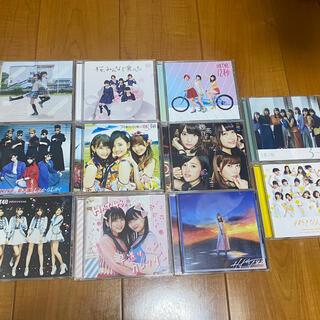 エイチケーティーフォーティーエイト(HKT48)のHKT48CD(アイドルグッズ)