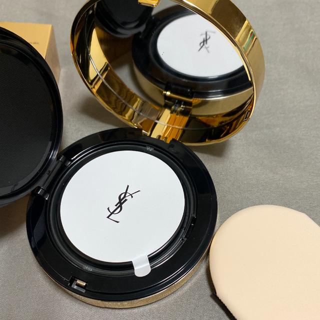 Yves Saint Laurent Beaute(イヴサンローランボーテ)の【新品】イヴサンローラン アンクルドポー ルクッション コスメ/美容のベースメイク/化粧品(ファンデーション)の商品写真