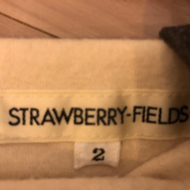 STRAWBERRY-FIELDS(ストロベリーフィールズ)のストロベリーフィールズ スカート レディースのスカート(ひざ丈スカート)の商品写真