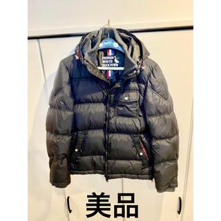 【美品】Blue Standard ダウン ジャケット メンズ 黒(ダウンジャケット)