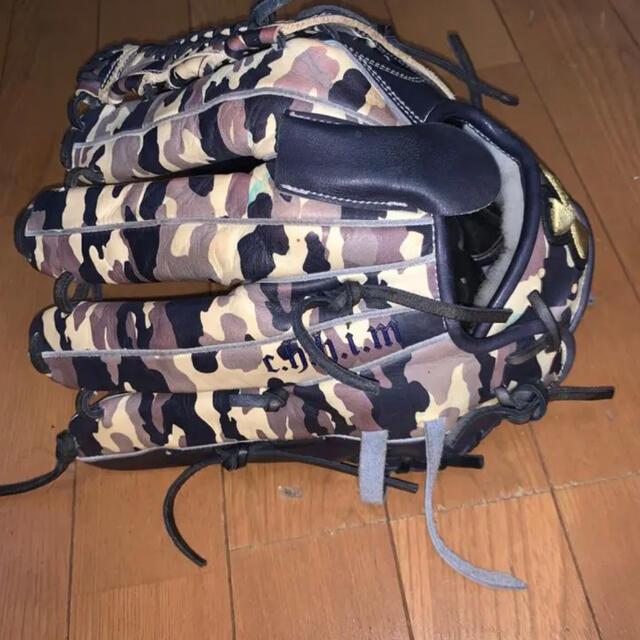 プロ野球選手グローブ スポーツ/アウトドアの野球(グローブ)の商品写真