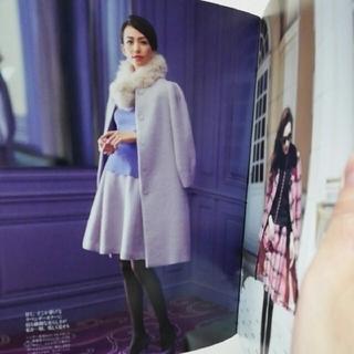 エムズグレイシー(M'S GRACY)のエムズグレイシー♡シャギーコート36【美品】(ロングコート)