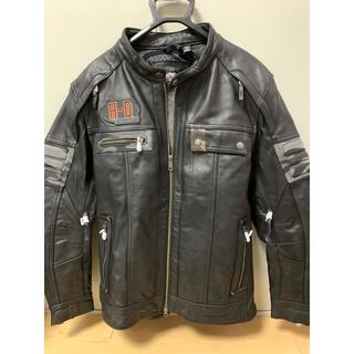 ハーレーダビッドソン(Harley Davidson)のハーレーダビッドソン 革ジャン(ライダースジャケット)