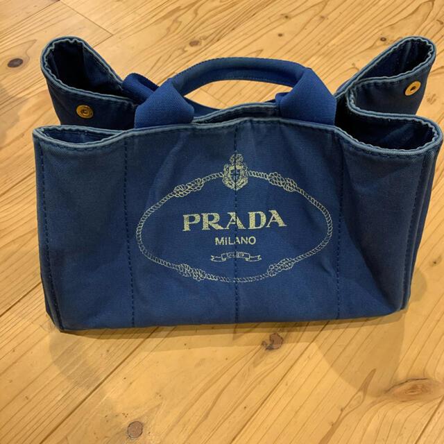 PRADA(プラダ)のプラダ♡カナパ♡トートバック レディースのバッグ(トートバッグ)の商品写真