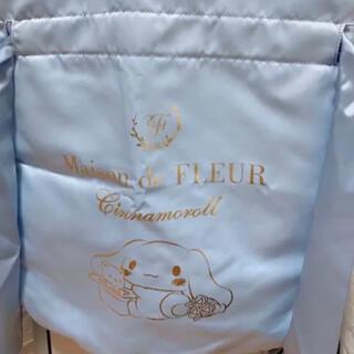 Maison de FLEUR - メゾンドフルール シナモン トートバッグ