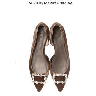 TSURU by Mariko Oikawa - ツルバイマリコオイカワ フラットシューズ 新品36