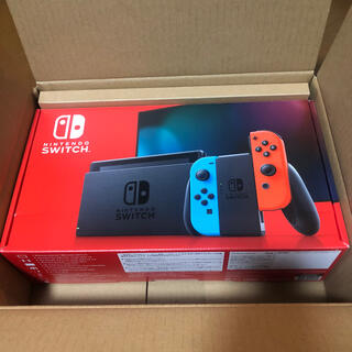ニンテンドースイッチ(Nintendo Switch)のNintendo  Switch スイッチ 新品 新型 新モデル 未使用 任天堂(家庭用ゲーム機本体)