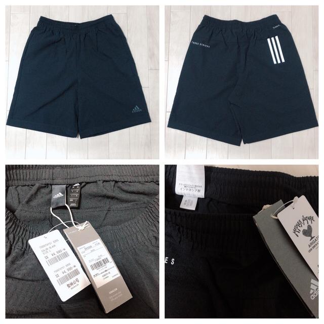 adidas(アディダス)の34. adidas アディダス ストレッチシア サッカー ショーツ メンズのパンツ(ショートパンツ)の商品写真