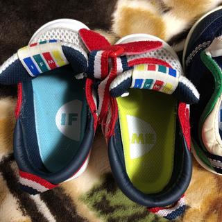 いちごみるく様専用幼児靴と長靴(スニーカー)