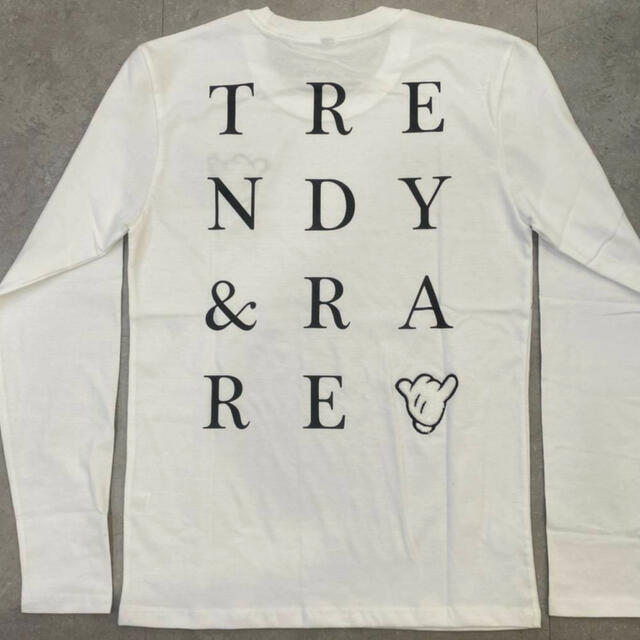 FENDI(フェンディ)のトレンディー&レア ロンT メンズのトップス(Tシャツ/カットソー(七分/長袖))の商品写真