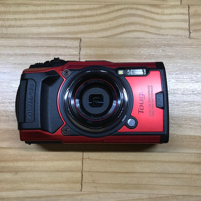 OLYMPUS(オリンパス)のOLYMPUS TG-6 スマホ/家電/カメラのカメラ(コンパクトデジタルカメラ)の商品写真