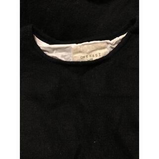 ツムグ(tumugu)のOMEKASI 重ね着風ニット(ニット/セーター)