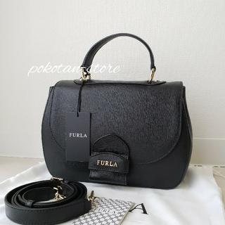 Furla - 極美品【フルラ】CORAL コーラル Sサイズ 2way   ハンドバッグ