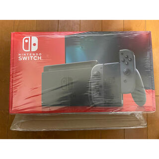 Nintendo Switch - 新品未開封 Nintendo Switchグレーニンテンドースイッチ