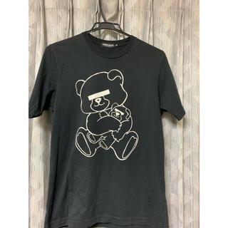 アンダーカバー(UNDERCOVER)のUndercover black tee(Tシャツ/カットソー(半袖/袖なし))