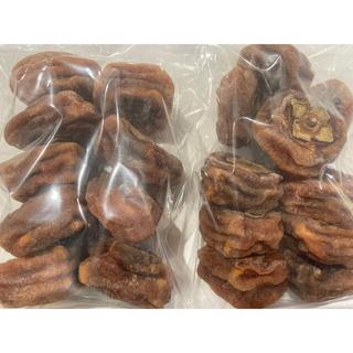 無添加 干し柿 1kg 奈良西吉野産 農家直送 国産 たねなし ドライフルーツ(乾物)