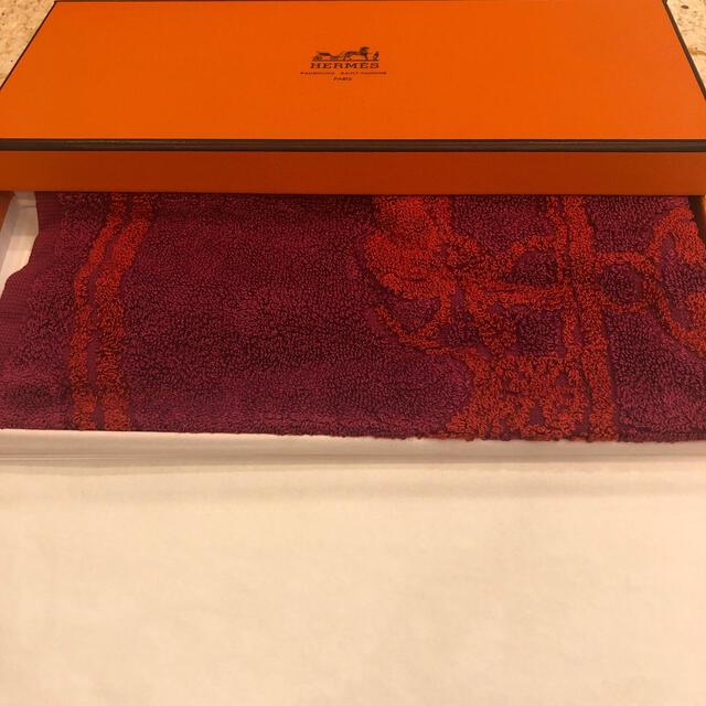 Hermes(エルメス)のエルメス  ハンドタオル ハンカチ レディースのファッション小物(ハンカチ)の商品写真