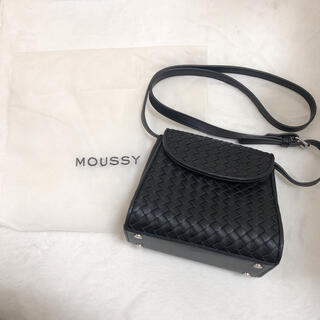 moussy - moussy ショルダーバッグ