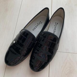 レペット(repetto)の美品★レペット ローファー パンプス(ローファー/革靴)