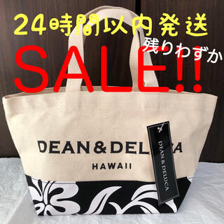 DEAN & DELUCA - 《新品未使用》 DEAN&DELUCA   トートバッグ ハワイ限定品 Sサイズ