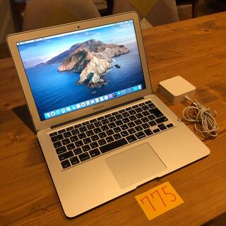 Mac (Apple) - CTOモデル!MacBook air 13インチ mid2012