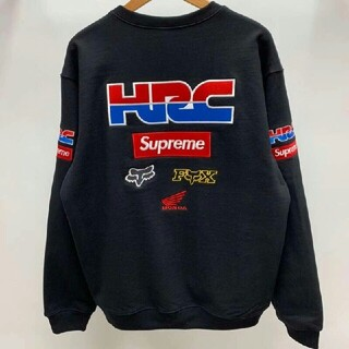 Supreme - Supreme Honda Fox Racing Crewneck